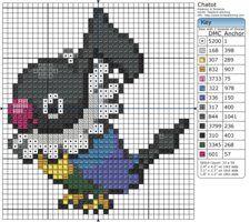 pokemon cross stitch - Google Search