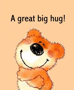 A Great Big Hug-Just for you....from MamaCat