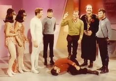 Star Trek Prop, Costume & Auction Authority: Rare TOS Behind The Scenes…