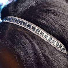 Mosaic Tila Bead Wrapped Headband and Bracelet Tutorials - The Beading Gem's Journal