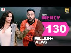 BADSHAH, the Hit Machine is back with a bang with a sensational new song - 'MERCY' from his forthcoming album O. The song composed and sung by him has. Latest Hit Songs, Latest Hits, Music Lyrics, Music Songs, Mp3 Song, Bollywood Music Videos, Song Hindi, Trending Songs