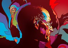 Editorial Illustrations by Martin Ansin