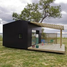 Mini House is a 15 square metre house that can be built in a weekend