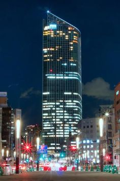 Toranomon Hills, un nouveau building et l'un des plus hauts de Tokyo somazeon