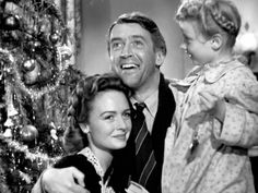 Its a Wonderful Life.  What a great movie!