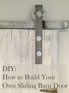 during one of my trips to the christie antique show i found an old door barn door trackdiy