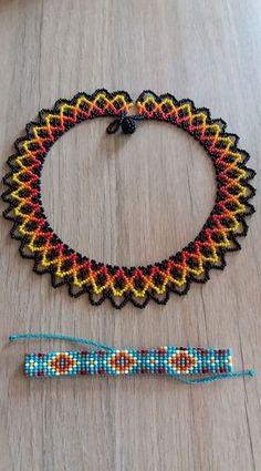 Beaded Earrings Patterns, Peyote Patterns, Bead Jewellery, Shakira, Bead Weaving, Seed Beads, Wedding Jewelry, Diy And Crafts, Crochet
