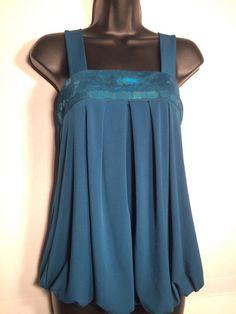 Express Women's Shirt Small Peplum 95% Polyester  #Express #Peplum