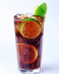Oak & Coke A refreshing spin to a classic cocktail.  • Highball glass • Ice • 1.5oz of Bacardi® Oakheart Spiced Rum • Cola • Lime wedge     Directions Fill highball glass with ice, add 1.5oz of Bacardi® Oakheart Spiced Rum. Fill with cola of choice, garnish with a fresh lime wedge. Simple & Good!