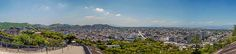 Penha vista do Santuário da Igreja de Nossa Senhora da Penha. Rio de Janeiro, Brasil.