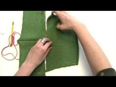 Video Tutorial - How to Assemble a Drop Shoulder Sweater