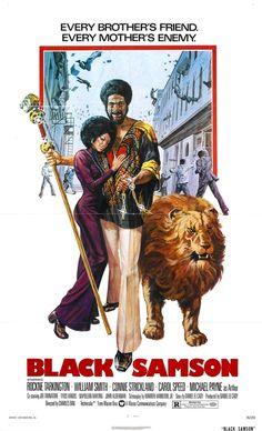 Black Samson movie poster