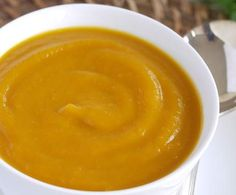 Recipe Pumpkin,Leek & Sweet Potato Soup by Melly1322 - Recipe of category Soups