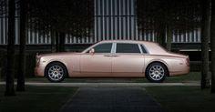 New Rolls-Royce Sunrise Phantom Extended Wheelbase