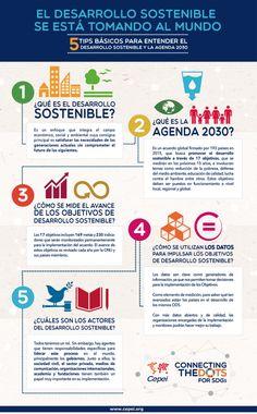 5 Tips para entender la #Agenda2030 by @infocepei #ODS