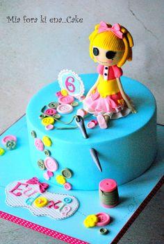 Lalallopsy cake Μια φορά κι ένα...Cake!