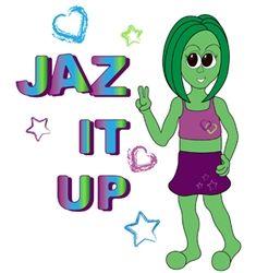 Jaz it Up! Tee