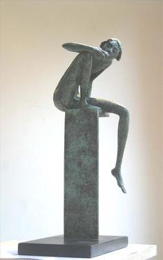 Bob Quinn – Sculptures figuratives