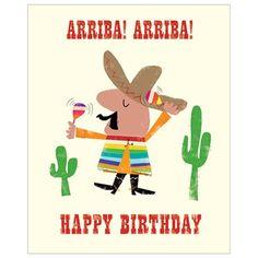 ariba ariba!