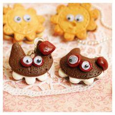 chocolate fortune cookies ♥ yummi