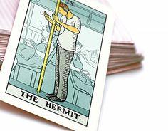 """Confira este projeto do @Behance: """"Spirit of our time, Tarot cards"""" https://www.behance.net/gallery/17860739/Spirit-of-our-time-Tarot-cards"""