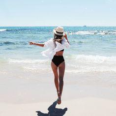 Beach life | The sea Soll | Summer vibes | by TalishaSoll