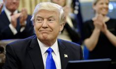 Donald Trump Says His Order To Bar Refugees And Travelers Is 'Working Out Very Nicely'   The Huffington Post