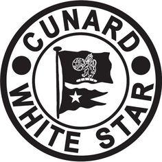 93 best pany logos images retro art 80s logo graphics 1956 Hudson Hornet cunard white star line logo cunard line merchant marine sailing line