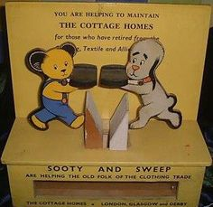 You put the coin on the tray in Sooty or Sweep's hand & it dropped into the collection box. 1980s Childhood, Childhood Memories, Old Folks, I Remember When, Film Books, Time Capsule, Nursery Rhymes, Happy Day, Growing Up