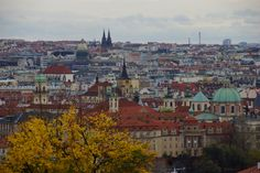 vue de prague oct 2017