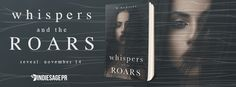 Twisted Book Reviews: Whispers and the Roars by K. Webster: Cover Reveal...