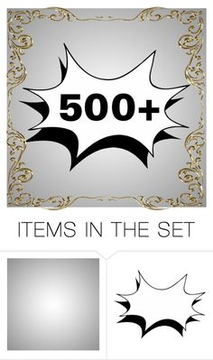 """Thank you 500+! 🙌🎆🎇🎉 I appreciate it. 👏"" by amber-the-stylist ❤ liked on Polyvore featuring art"