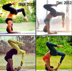On this photo Laura Sykora http://instagram.com/laurasykora Yoga Inspiration on FB and IG