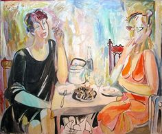 Inyutin Aleksander Artists and tea