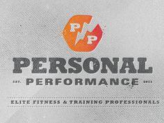 Logo Design: Gym & Fitness