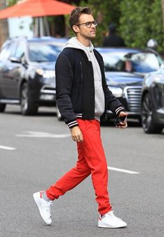Brad Goreski in Beverly Hills