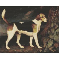 Ringwood by George Stubbs is a bead pattern from GGsDesigns