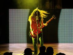 https://flic.kr/p/8Lz5ky | Mike Inez | Alice In Chains BlackDiamondSkye Gibson Amphitheater October 12, 2010