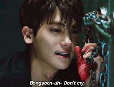 I'm not leaving. Strong Woman Do Bong Soon EP 14