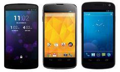Foto Nexus 5 come sarà il nuovo smartphone di Google ?