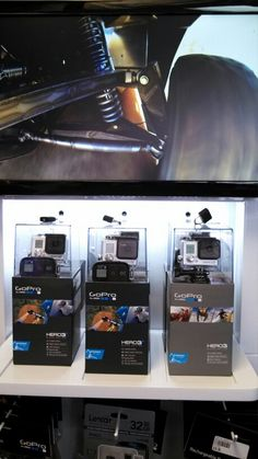 New hero 3+ Black cameras are in. Going fast