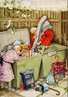Super funny friends illustration inge look Ideas Illustration Amis, Old Lady Humor, Art Fantaisiste, Image Originale, Norman Rockwell, Whimsical Art, Super Funny, Funny Babies, Belle Photo
