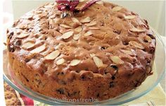 Have you soaked the dry fruits in alcohol yet ? Rich fruit cake for Christmas