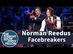 Facebreakers on The Tonight Show with Norman Reedus - YouTube