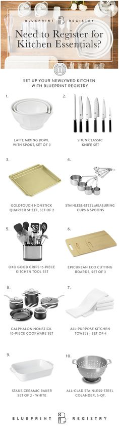 Donu0027t miss out on these wedding registry gifts, curated for our Zola - fresh blueprint registry fees
