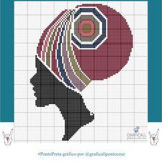 Cross Stitch Charts, Cross Stitch Designs, Cross Stitch Patterns, Aztec Home Decor, Knitted Cushions, Graph Design, Bargello, African Design, Cross Stitching