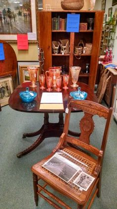Memorial Day Sale going on now! New items and mark downs! Come visit dealer 105 at Ruckersville Gallery!