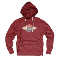 Men's Pendleton Round-Up Slick Valve Hooded Tee