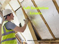 Energy Saving Home help you to give legitimate #loft #insulation.
