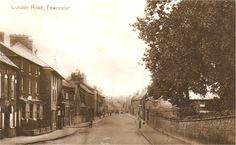 Watling Street (London Road) through Towcester